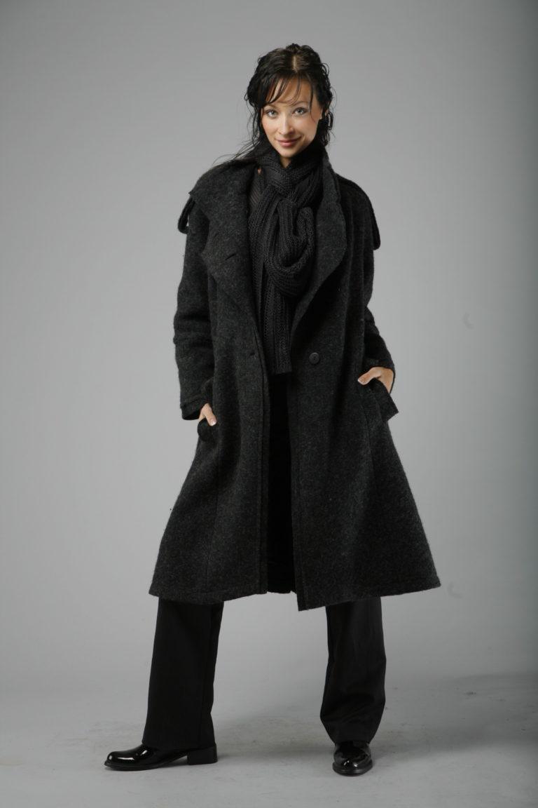 лекала пальто