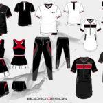 эскизы одежды для спорта